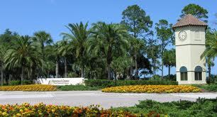 Hammock Dunes Palm Coast entrance