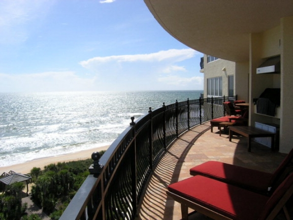 View from Le Jardin at Hammock Dunes