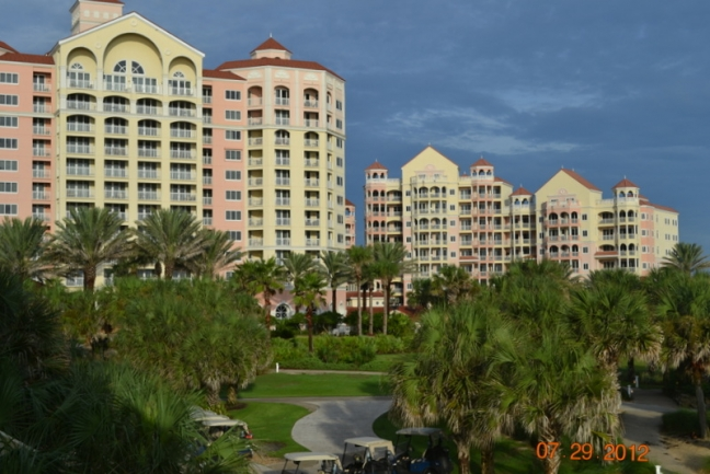 Hammock Beach Club and Towers