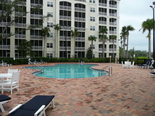 Palm Coast Resort community pool