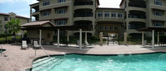 Waterside Condos Palm Coast FL Community Pool