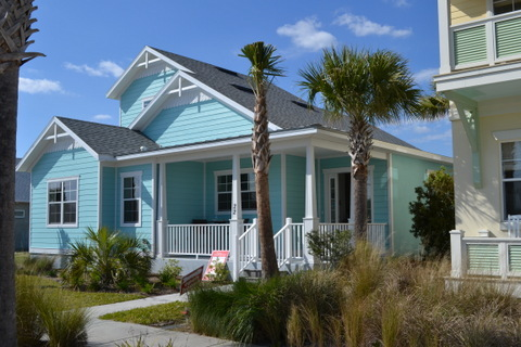Model Home in Beach Haven Palm Coast