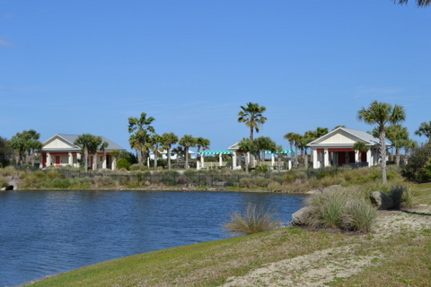 Lake at Beach Haven Palm Coast