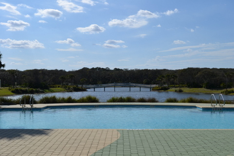 Community Pool at Beach Haven Palm Coast