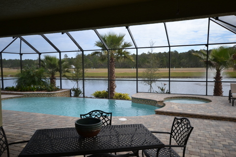 Plantation Bay Ormond Beach FL Model Home